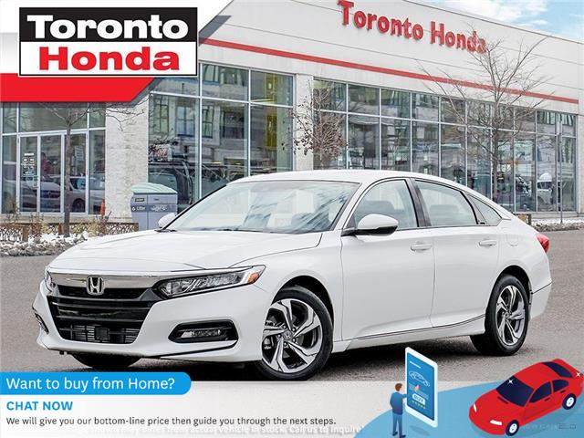 2021 Honda Accord EX-L 1.5T (Stk: 2100620) in Toronto - Image 1 of 22