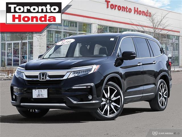 2019 Honda Pilot Touring 7 Passenger (Stk: H41453A) in Toronto - Image 1 of 30