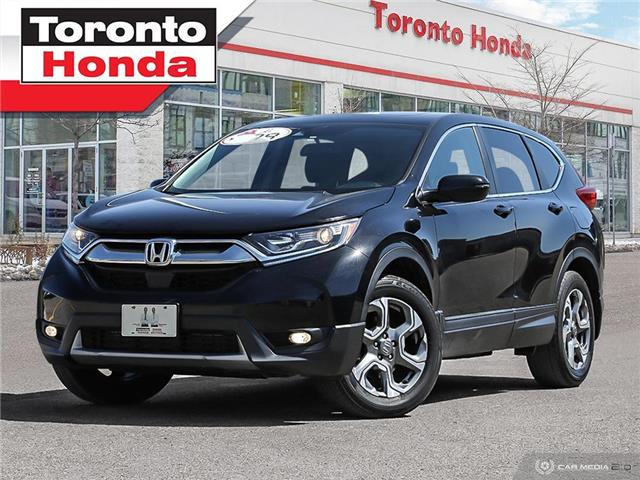 2018 Honda CR-V EX-L (Stk: H41439T) in Toronto - Image 1 of 30
