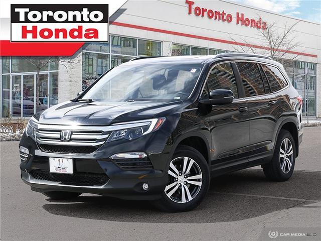 2018 Honda Pilot EX-L (Stk: H41412P) in Toronto - Image 1 of 30