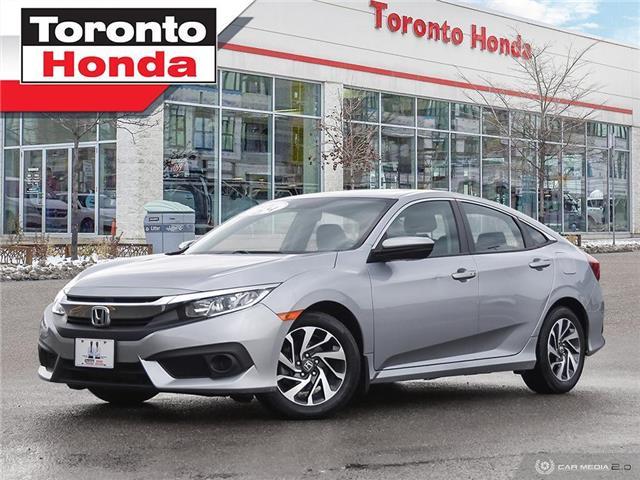 2018 Honda Civic Sedan EX (Stk: H41460T) in Toronto - Image 1 of 30