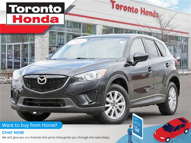 2014 Mazda CX-5 GX (Stk: H41430T) in Toronto - Image 1 of 30