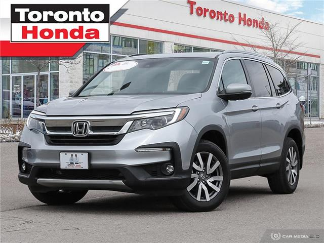 2019 Honda Pilot EX-L 7 Years/160,000km Honda Certified Warranty (Stk: H41511A) in Toronto - Image 1 of 30