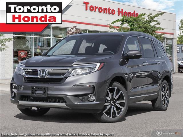 2021 Honda Pilot Touring 8P (Stk: 2100632) in Toronto - Image 1 of 23