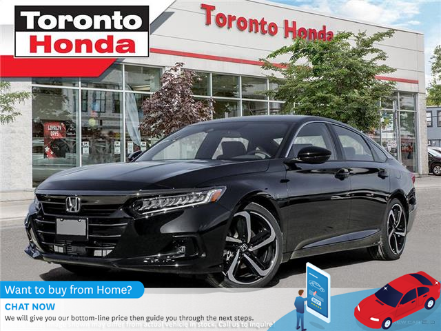 2021 Honda Accord SE 1.5T (Stk: 2100460) in Toronto - Image 1 of 23