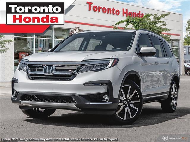 2021 Honda Pilot Touring 8P (Stk: 2100169) in Toronto - Image 1 of 23