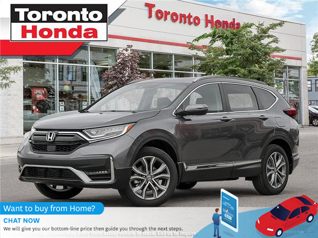 2021 Honda CR-V Touring (Stk: 2100548) in Toronto - Image 1 of 23