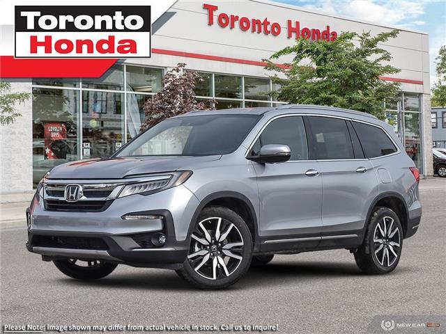 2021 Honda Pilot Touring 7P (Stk: 2100631) in Toronto - Image 1 of 23