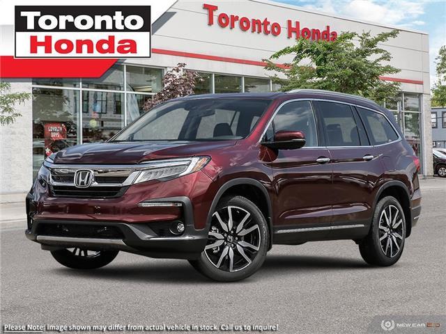 2021 Honda Pilot Touring 7P (Stk: 2100630) in Toronto - Image 1 of 23