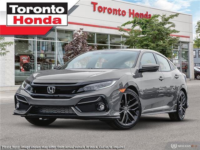2021 Honda Civic Sport (Stk: 2100484) in Toronto - Image 1 of 23