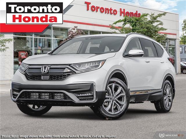 2021 Honda CR-V Touring (Stk: 2100439) in Toronto - Image 1 of 23