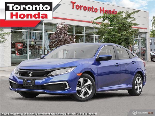 2021 Honda Civic LX (Stk: 2100182) in Toronto - Image 1 of 23