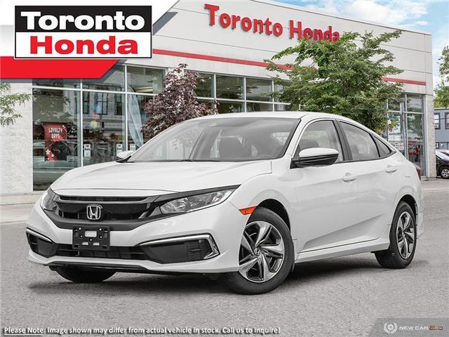 2021 Honda Civic LX (Stk: 2100606) in Toronto - Image 1 of 23