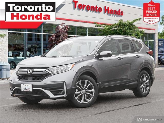 2020 Honda CR-V Sport 7 Years/160,000KM Honda Certified Warranty (Stk: H41536T) in Toronto - Image 1 of 30
