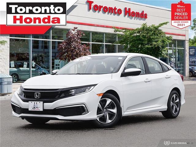 2020 Honda Civic LX 7 Years/160,000KM Honda Certified Warranty (Stk: H41487P) in Toronto - Image 1 of 30