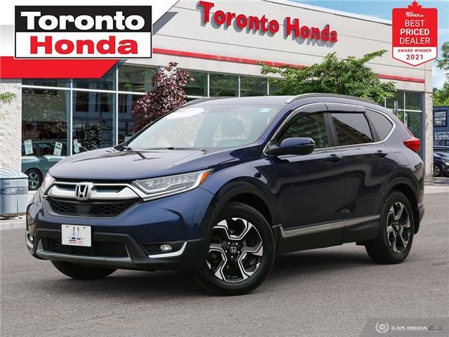 2019 Honda CR-V Touring 7 Years/160,000KM Honda Certified Warranty (Stk: H41395A) in Toronto - Image 1 of 30