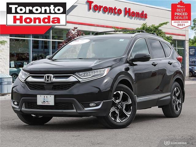 2019 Honda CR-V Touring 7 Years/160,000KM Honda Certified Warranty (Stk: H41415A) in Toronto - Image 1 of 30