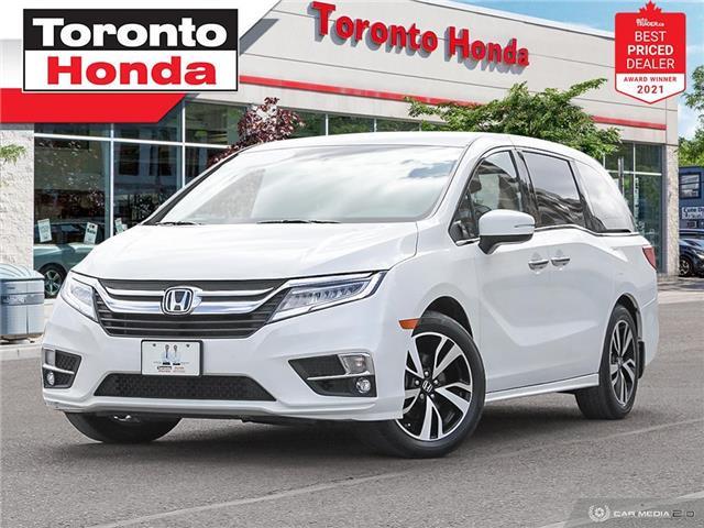2018 Honda Odyssey Touring (Stk: H41436P) in Toronto - Image 1 of 30