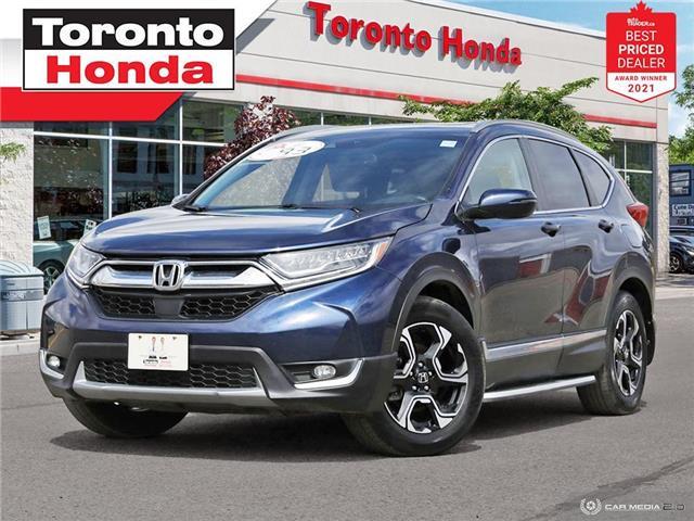 2019 Honda CR-V Touring 7 Years/160,000KM Honda Certified Warranty (Stk: H41464A) in Toronto - Image 1 of 30