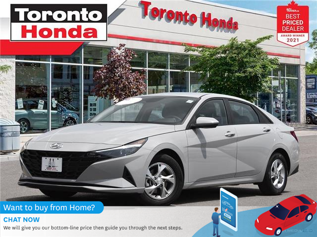 2021 Hyundai Elantra Essential (Stk: H41646T) in Toronto - Image 1 of 30