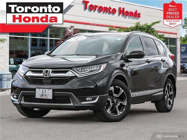 2019 Honda CR-V Touring 7 Years/160,000KM Honda Certified Warranty (Stk: H41491T) in Toronto - Image 1 of 30
