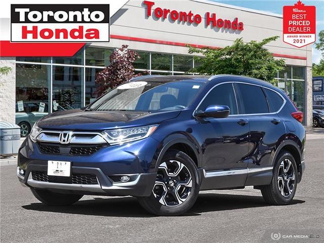 2019 Honda CR-V Touring 7 Years/160,000KM Honda Certified Warranty (Stk: H41574T) in Toronto - Image 1 of 30
