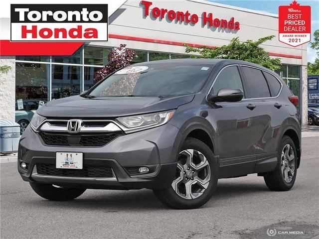 2018 Honda CR-V EX-L 7 Years/160,000KM Honda Certified Warranty (Stk: H41624T) in Toronto - Image 1 of 30