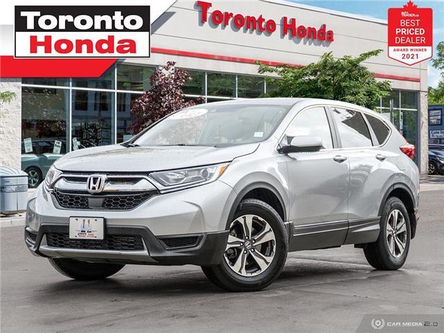 2018 Honda CR-V LX 7 Years/160,000KM Honda Certified Warranty (Stk: H41610P) in Toronto - Image 1 of 30