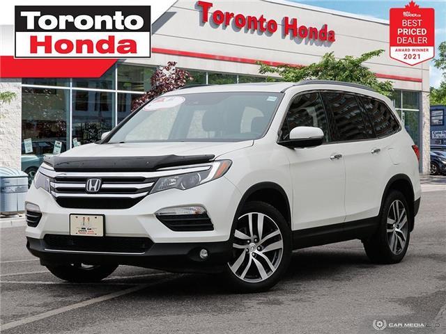 2017 Honda Pilot Touring (Stk: H41581P) in Toronto - Image 1 of 30