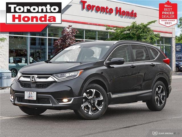 2018 Honda CR-V Touring (Stk: H41615A) in Toronto - Image 1 of 30
