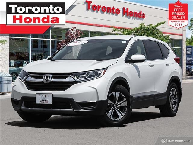 2019 Honda CR-V LX 7 Years/160,000KM Honda Certified Warranty (Stk: H41595T) in Toronto - Image 1 of 30