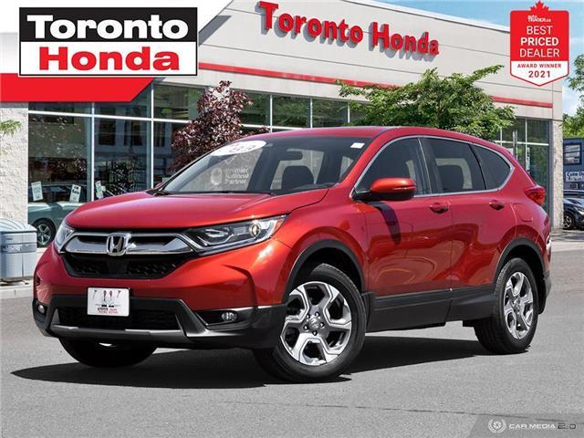 2019 Honda CR-V EX 7 Years/160,000KM Honda Certified Warranty (Stk: H41576T) in Toronto - Image 1 of 30