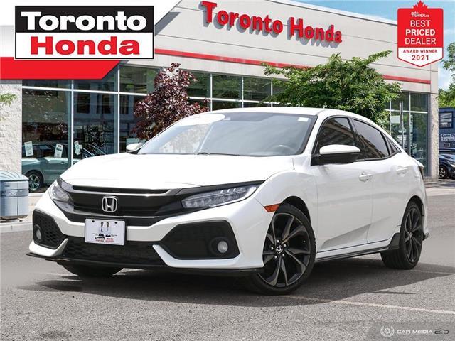 2017 Honda Civic Touring (Stk: H41573P) in Toronto - Image 1 of 30
