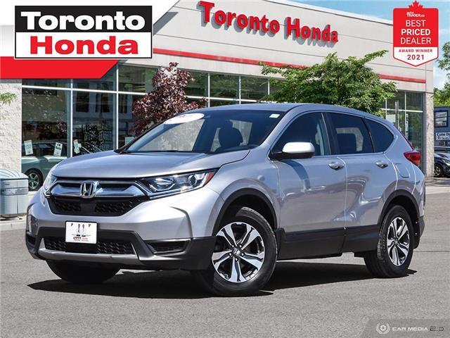 2019 Honda CR-V LX 7 Years/160,000KM Honda Certified Warranty (Stk: H41474T) in Toronto - Image 1 of 30