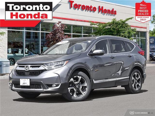 2018 Honda CR-V Touring 7 Years/160,000KM Honda Certified Warranty (Stk: H41523A) in Toronto - Image 1 of 30