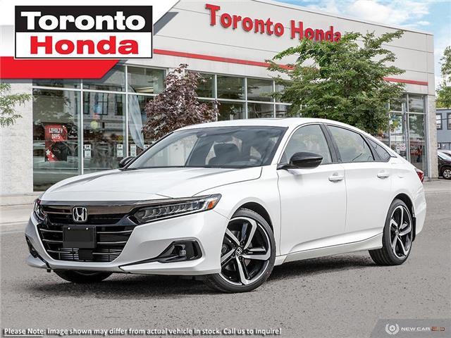 2021 Honda Accord Sport 1.5T (Stk: 2100256) in Toronto - Image 1 of 24