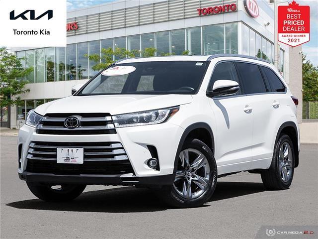 2019 Toyota Highlander Limited (Stk: K32386A) in Toronto - Image 1 of 30
