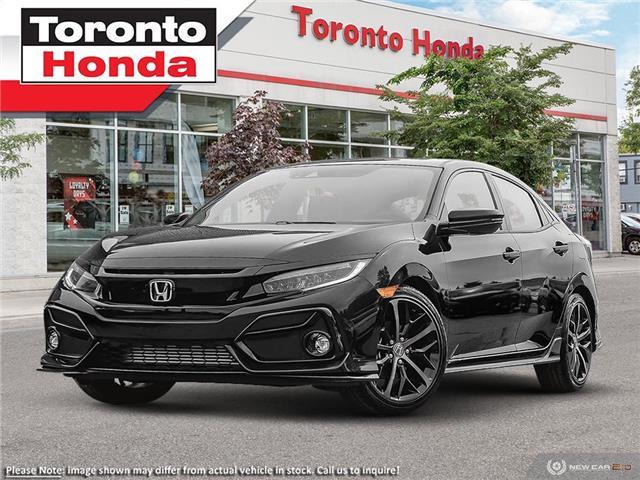 2021 Honda Civic Sport Touring (Stk: 2100714) in Toronto - Image 1 of 22