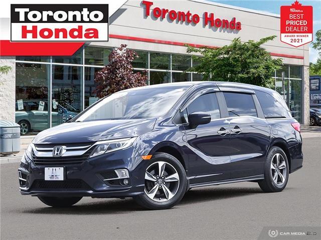 2018 Honda Odyssey EX-L Res (Stk: H41682P) in Toronto - Image 1 of 30