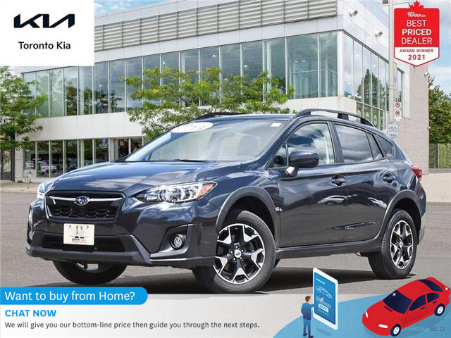 2018 Subaru Crosstrek Sport (Stk: K32390P) in Toronto - Image 1 of 30