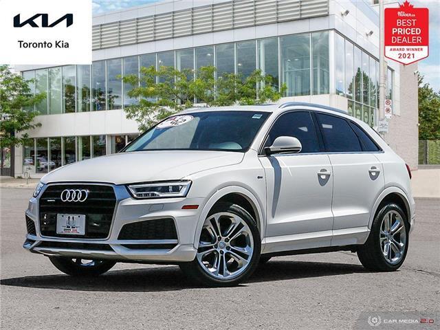 2018 Audi Q3 2.0T Technik (Stk: K32391P) in Toronto - Image 1 of 30