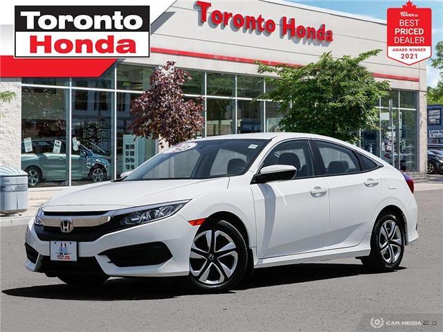 2018 Honda Civic LX (Stk: H41703A) in Toronto - Image 1 of 30
