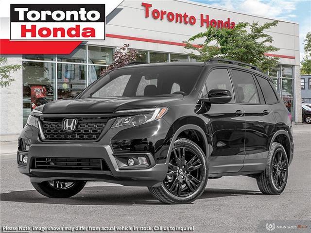 2021 Honda Passport Sport (Stk: 2100726) in Toronto - Image 1 of 23