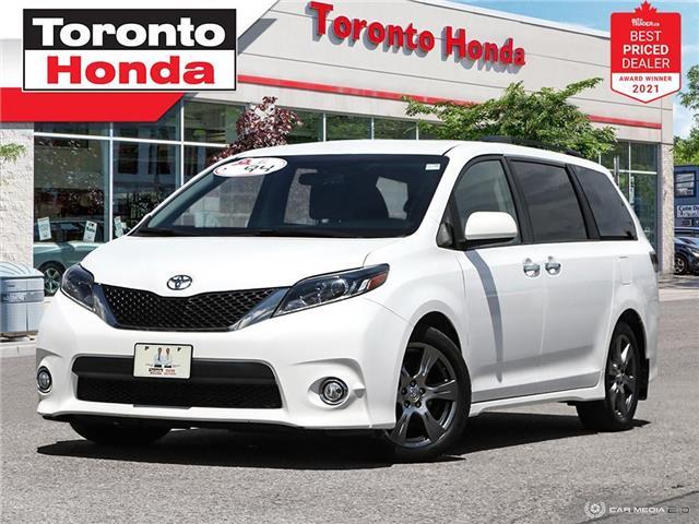 2017 Toyota Sienna SE 8 Passenger (Stk: H41741T) in Toronto - Image 1 of 30