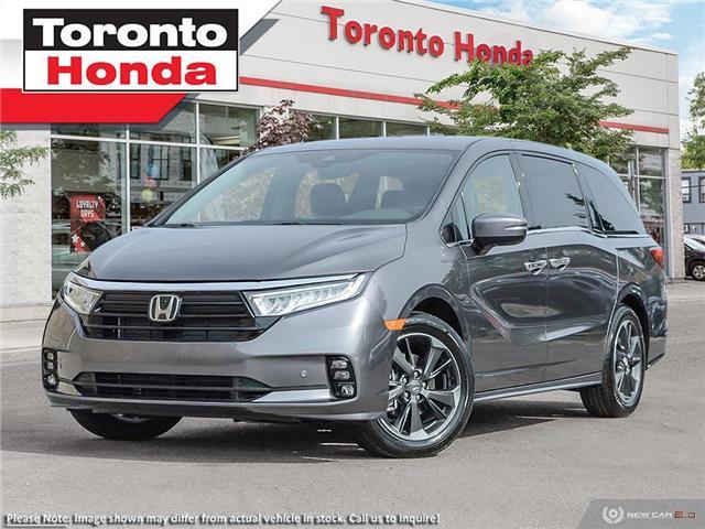 2022 Honda Odyssey Touring (Stk: 2200054) in Toronto - Image 1 of 17