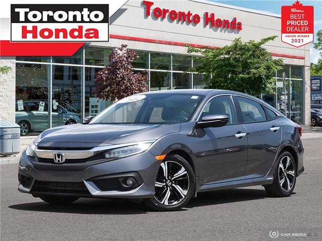 2017 Honda Civic Touring (Stk: H41778T) in Toronto - Image 1 of 30