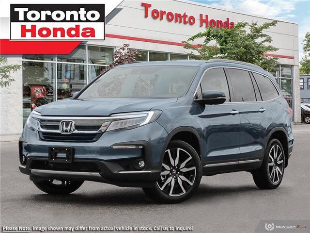 2021 Honda Pilot Touring 7P (Stk: 2100762) in Toronto - Image 1 of 23