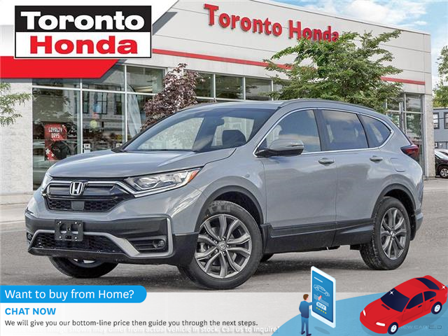 2021 Honda CR-V Sport (Stk: 2100768) in Toronto - Image 1 of 23