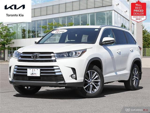 2018 Toyota Highlander XLE (Stk: K32339A) in Toronto - Image 1 of 30