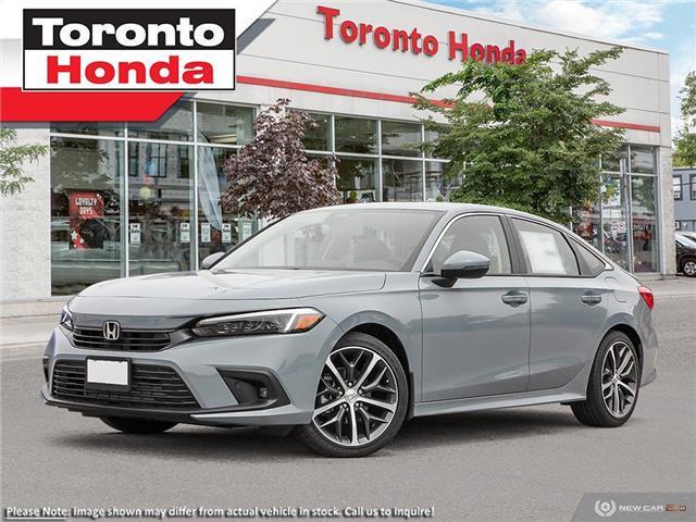 2022 Honda Civic Touring (Stk: 2200119) in Toronto - Image 1 of 23